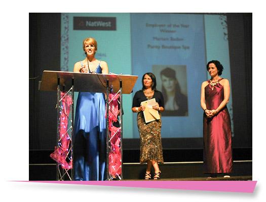 venus-awards-kathryn-kelly-pr-and-media-expert-in-torquay-devon